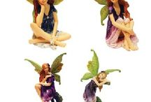 Fairies / by Lucretia Pruitt