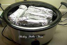 Crock pot yum yum / by Casey Lucas