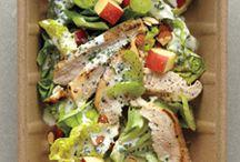 Salads / by Lisa Buehnerkemper