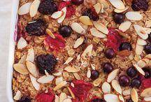 healthy: make ahead breakfasts / by emilie ahern