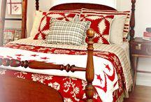 Cozy Bedrooms / by Regina Campbell