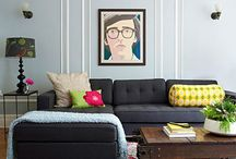 Living Room / by Stephanie Tajiri
