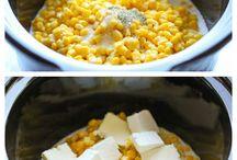Crock pot cooking / by Sue Marsh