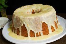 BUNDT Cakes / by Betty Clark