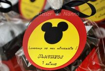 Disney Inspired Party Ideas. / by Tina Seitzinger