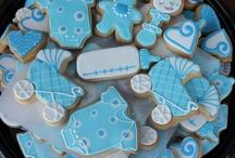 Baby cookies / by Erin Brankowitz