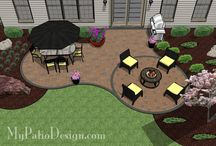Patios, Decks, and Outdoor projects / by Darcie Cornell Wehrung