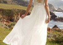 wedding dresses  / by Diane Campbell