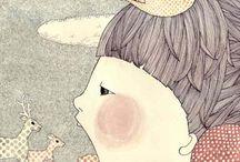 illustration / by Libânia Freitas