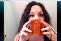 Knitting and Crochet Lessons / Take a private knitting or crochet lesson with Shiri over Skype! / by Shiri Designs