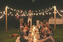 outdoor function/party ideas / by dee oakley
