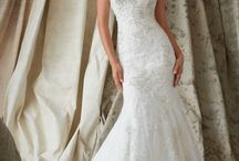 Bridal Gowns AF Couture / At Mori Lee, we simply won't settle for anything less than the most phenomenal designs, so turning to Angelina Faccenda is a natural choice for us. If you're a contemporary woman who can't get enough of delicate, ornate beading and embroidery, the AF Couture® collection will steal your heart. You'll fall in love with the way these pieces combine modern chic with traditional good taste, featuring silhouette-flattering bodices, glamorous necklines and gorgeous flowing skirts. / by Mori Lee by Madeline Gardner