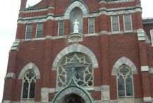 St.francis/St.Emma's / Boarding school / by Lolly