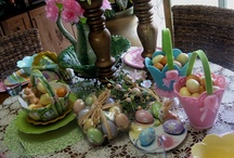 table settings / by Tracey Horton