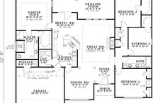 House plans / by Chelsea Alborn