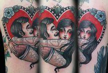 Tattoos  / by Michele Jones