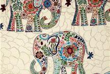 Fabric / by Karen Diebolt