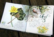art + journaling / by Jincy Gibson