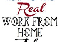 Work from Home / by Rose Houston