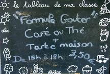 French Handwriting etc. / by Carol Gillott