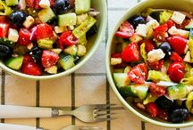 Kalyn's Kitchen Favorite Vegetarian or Vegan Recipes / by Kalyn's Kitchen