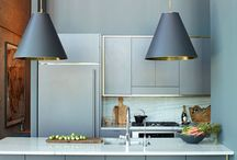 Kitchens / by Ana Carolina Ribeiro Santos