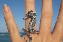 Rings / by Stephanie MacIntyre