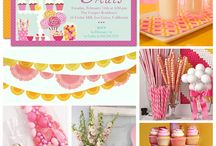 Baby Showers {Little Ladies} / by Favor Affair