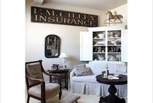 home inspiration  / by Janis Walker Godard