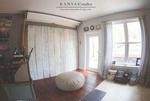The Studio - Building Ideas / by Miranda Young