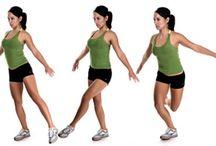workouts / by Julie Hicklin