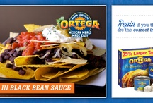 Ortega Mexican Meals Made easy / by Carol Naes