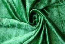 Emerald Green / Emerald , also called emerald green, is a tone of green that is particularly light and bright, with a faint bluish cast. The name derives from the typical appearance of the gemstone emerald. The first recorded use of emerald as a color name in English was in 1598. / by Vanessa Knijn