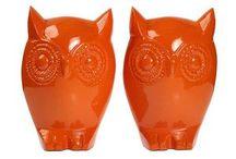 Owls / by Shelley Eatherton Pedersen