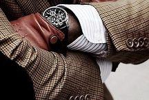 Man Fashion / by Maria Rusian