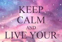 keep calm / by Ivette M.