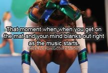 cheerleading<3 / by Lexie Kingen