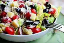 salad / by Debbie Nunez