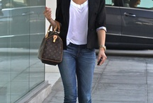 Blazer Inspiration / by The Chic Orchid