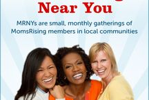 MomsRising Near You! / by MomsRising