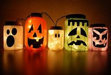 Halloween  Decor / by ✿⊱ ℳy Ƭнƴmℇ ⊰✿