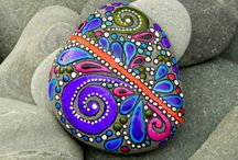 Rock Painting / by Deanna Peters