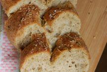 Breads / Food / by Edwige Soughe