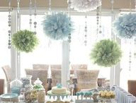 baby shower ideas / by L j