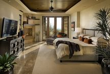 Decor - Bedrooms / by Kristin Elliott