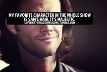 Supernatural:)!! / by Amber Sutton