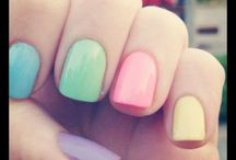 Pretty Nail Care! / by Bethany Weisenberger