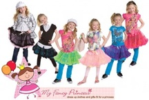TuTu Cute / Fun and fancy tutus for little girls who love to twirl.   / by My Fancy Princess -