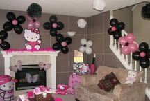 Birthday party ideas / by Nicole A