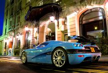 Autos / by Leland Johnson